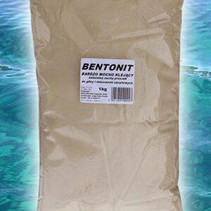Komponent zanętowy BOLAND Klej Bentonit 1 kg
