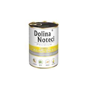 Karma mokra dla psa DOLINA NOTECI Premium bogata w kurczaka 800 g