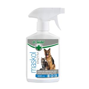 Preparat usuwający nieprzyjemny zapach moczu DR SEIDEL Maskol Enzym 300ml