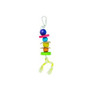 Drewniana zabawka dla ptaków PANAMA PET