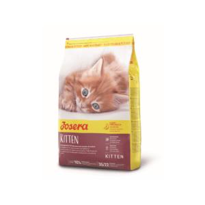 Karma sucha dla kociaka JOSERA Kitten Kurczak z łososiem 10 kg