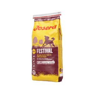 Karma sucha dla psa JOSERA Festival Łosoś 15 kg
