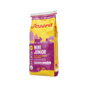 Karma sucha dla psa JOSERA Mini Junior Kaczka 15 kg