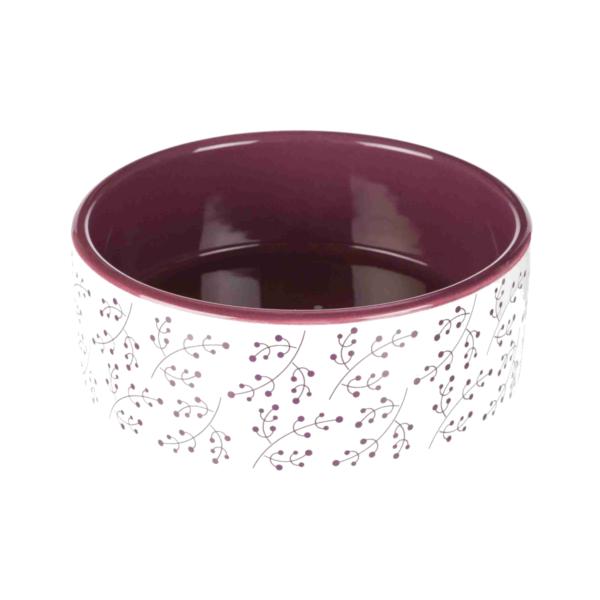 miska-ceramiczna-purpurowa-trixie