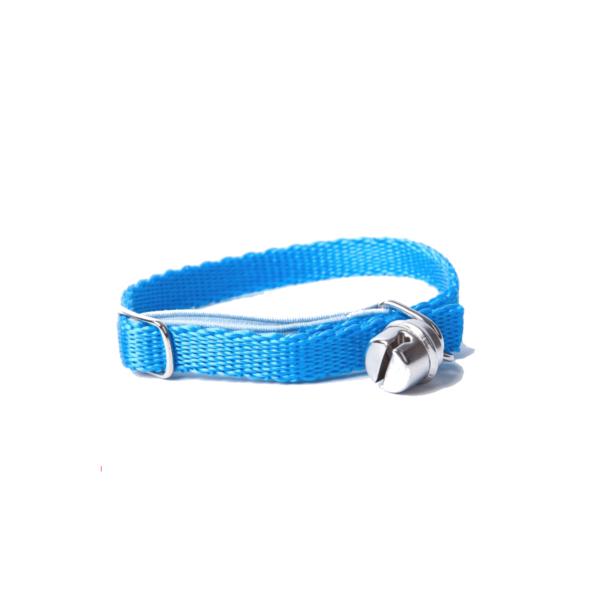 obróżka-dla-kota-z-dzwoneczkie-niebieska