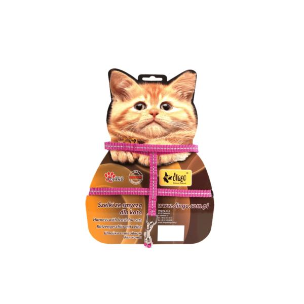 szelki -ze-smyczą-dla-kota