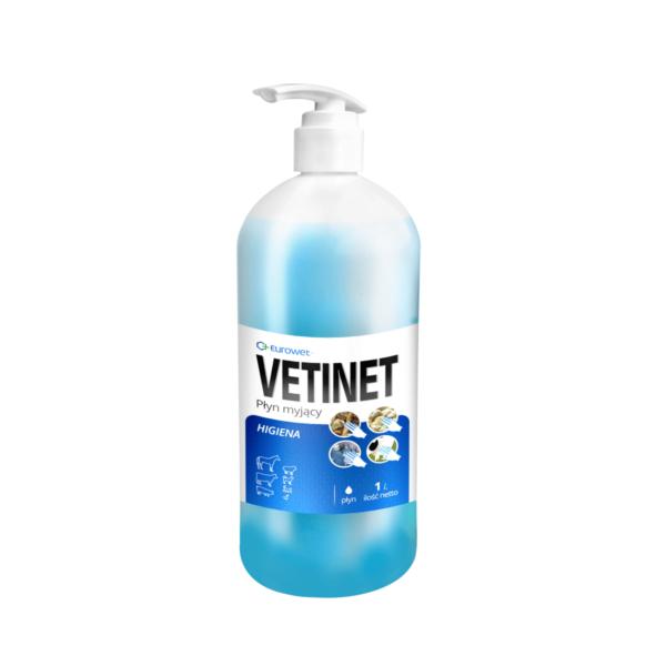 vetinet-płyn-myjący-eurowet-1l