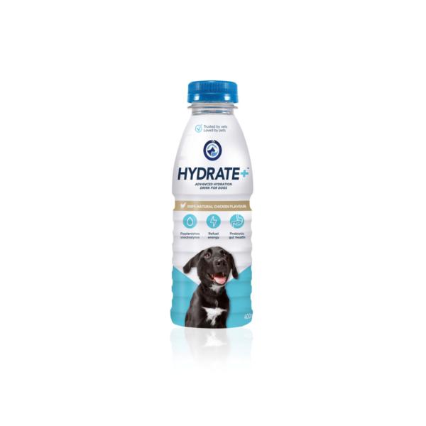 Kroplówka-dla-psa-oralade-hydrate+-400ml