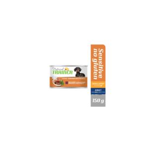 Karma mokra dla psa TRAINER Sensitve Kaczka 150 g