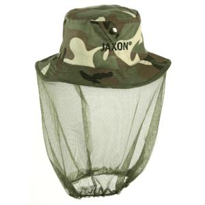 Kapelusz wędkarski z moskitierą JAXON XL