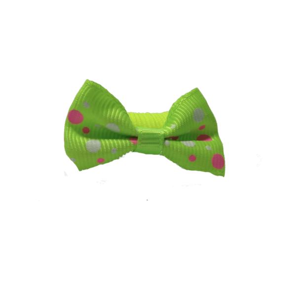 kokardka-na-frotce-dingo-zielona
