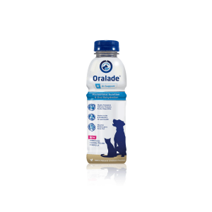 Kroplówka dla psa i kota ORALADE GI SUPPORT + 500 ml
