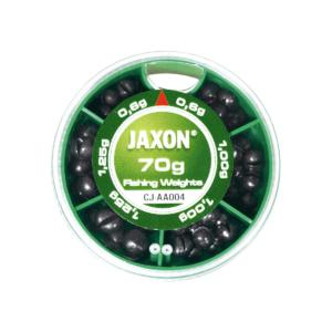 Śruciny okrągłe nacinane JAXON 70g