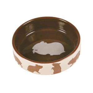 Ceramiczna miska dla gryzoni TRIXIE 250 ml