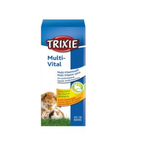 Multiwitamina dla wszystkich gryzoni w płynie TRIXIE 50 ml