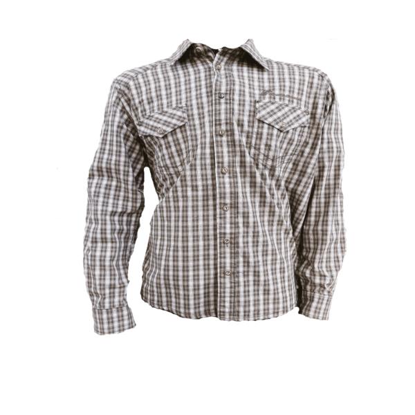 koszula-w-krate-graf-długirękaw