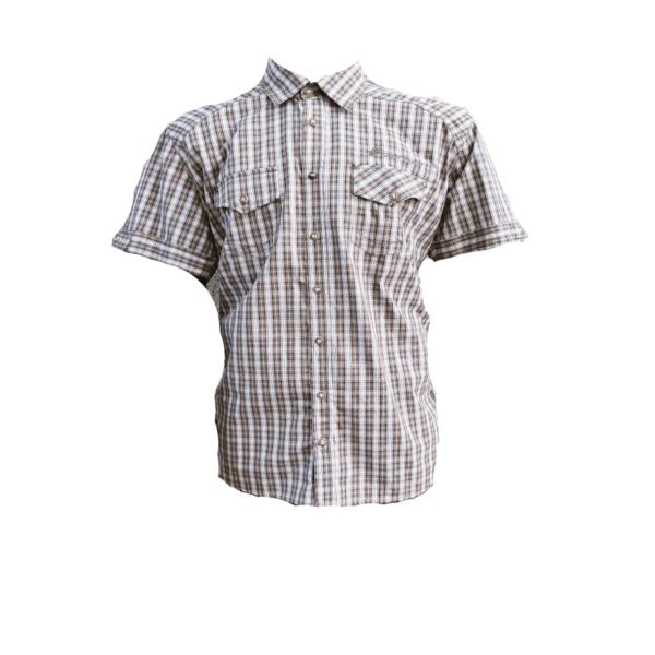 koszula-w-krate-graf-krótkirękaw