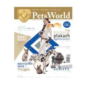 Kwartalnik na wrzesień listopad grudzień PETS WORLD