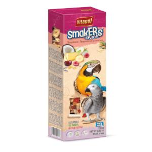 Smakers dla dużych papug VITAPOL Tropicalna XXL 2 szt/ op.