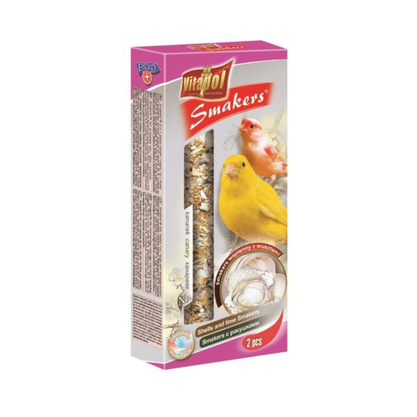 smakers-dla-kanarka-wapieny-z-muszlami