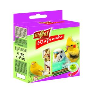 Wapienko dla ptaków VITAPOL Jabłkowe XL