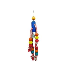Zabawka dla papug DELFIN 9 x 30 cm