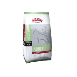 Karma dla psów małych ras ARION z jagnięciną i ryżem 7,5 kg