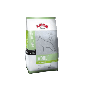 Karma dla psów małych ras ARION z kurczakiem i ryżem 7,5 kg