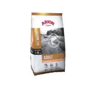 Karma bez zbożowa dla dorosłego psa ARION Z ziemniakami i łososiem 12 kg