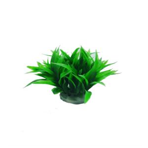 Roślina plastikowa do akwarium DELFIN 7 x 10 cm