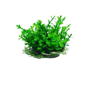 Roślina plastikowa do akwarium DELFIN 9 x 10 cm