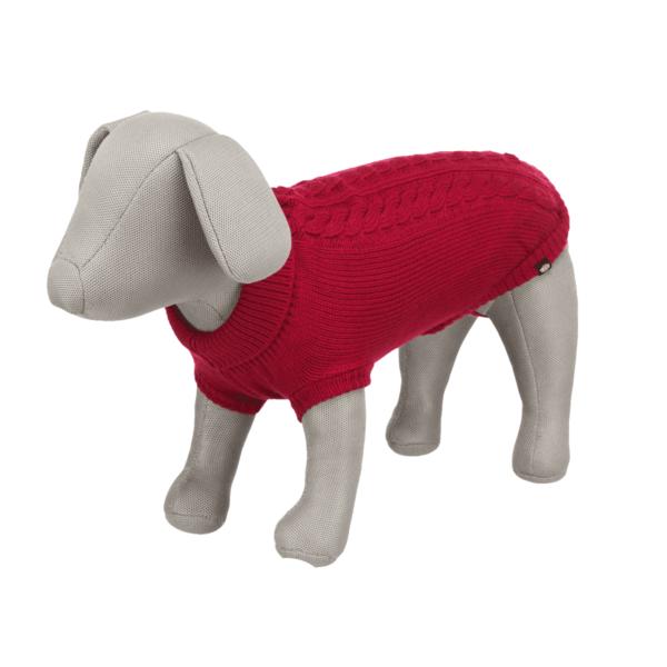 sweterek-czerrwony-trixie