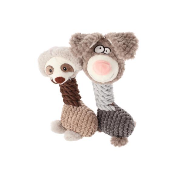 Pluszowe-zabawki-dla-psow-lemur