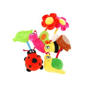 Zabawka pluszowa dla psa DINGO Biedronka Matylda 28 cm