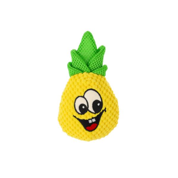 Zabawka-pluszowa-dla-psa-ananas
