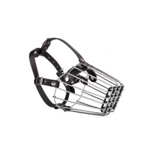 Kaganiec metalowy DINGO Owczarek niemiecki Nr 6 34-43 33 51-60 9cm 11cm
