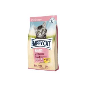 Karma sucha dla kociąt HAPPY CAT KITTEN CARE MINKAS 10 kg