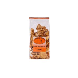 Chipsy naturalne jabłko dla Królików i gryzoni HERBAL PETS 100 g