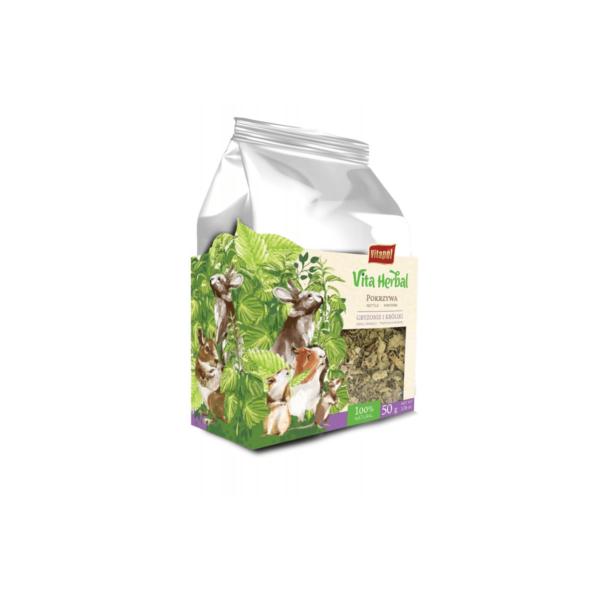 liść-pokrzywy--vita-herbal-50g